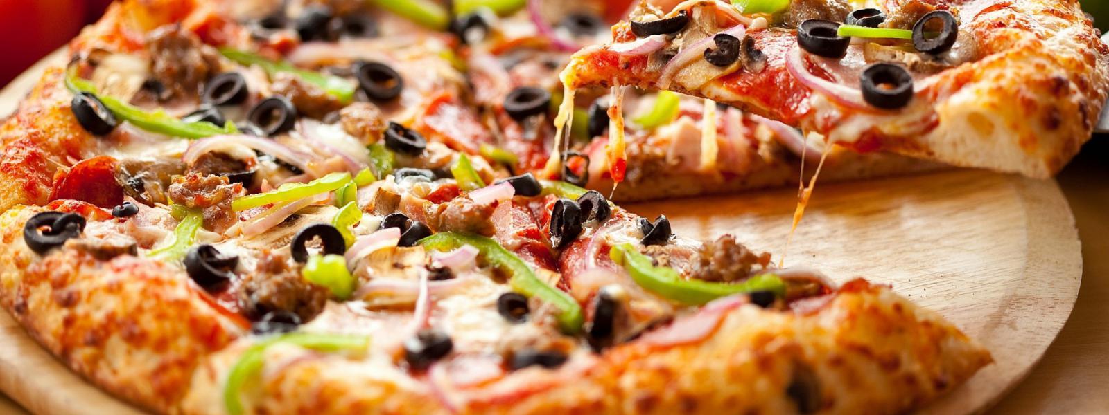 Pizza dle vlastní receptury